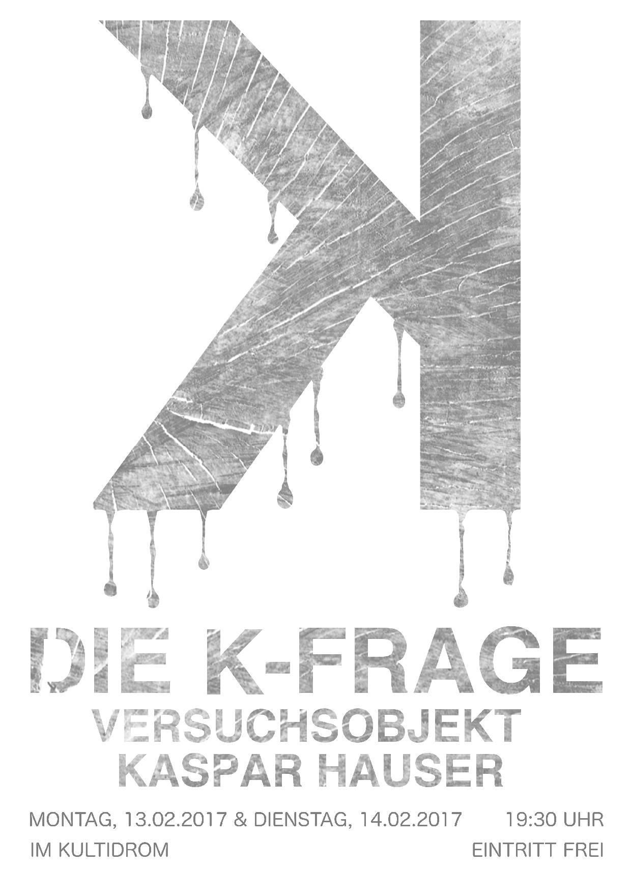 Die K-Frage – Versuchsobjekt Kaspar Hauser – Gymnasium Philippinum ...
